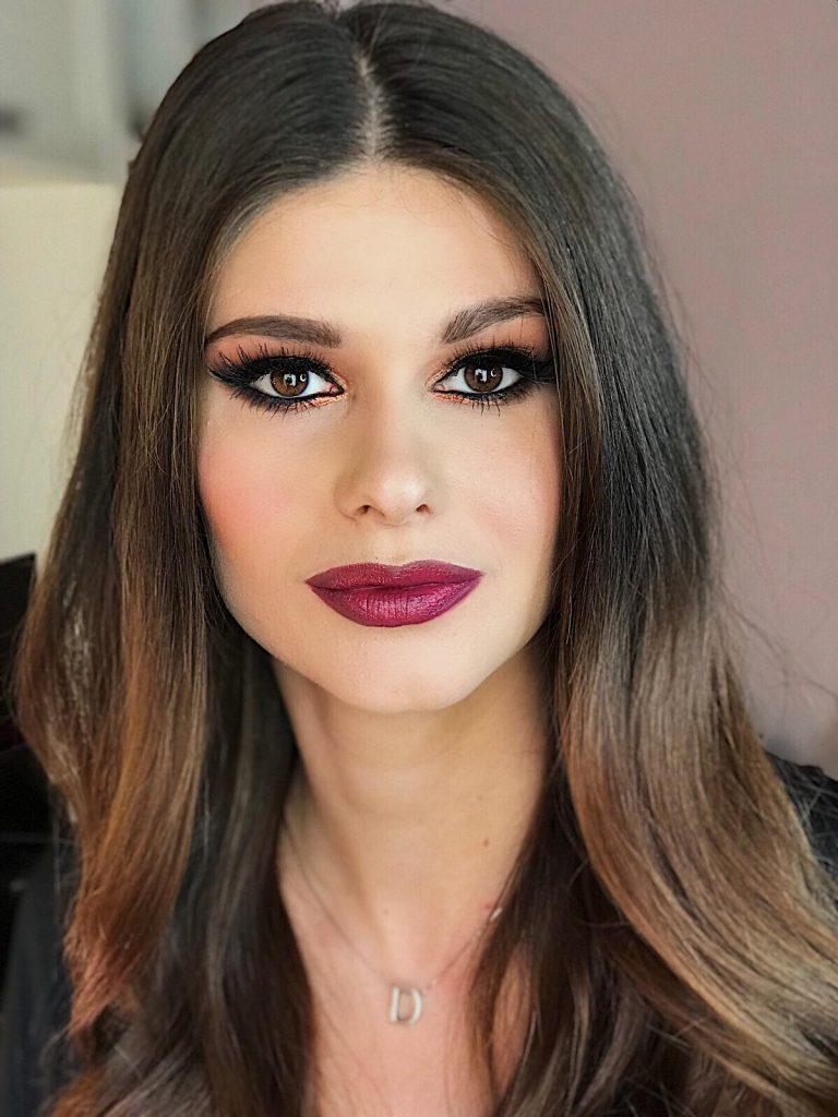 Make up by Maja Banić