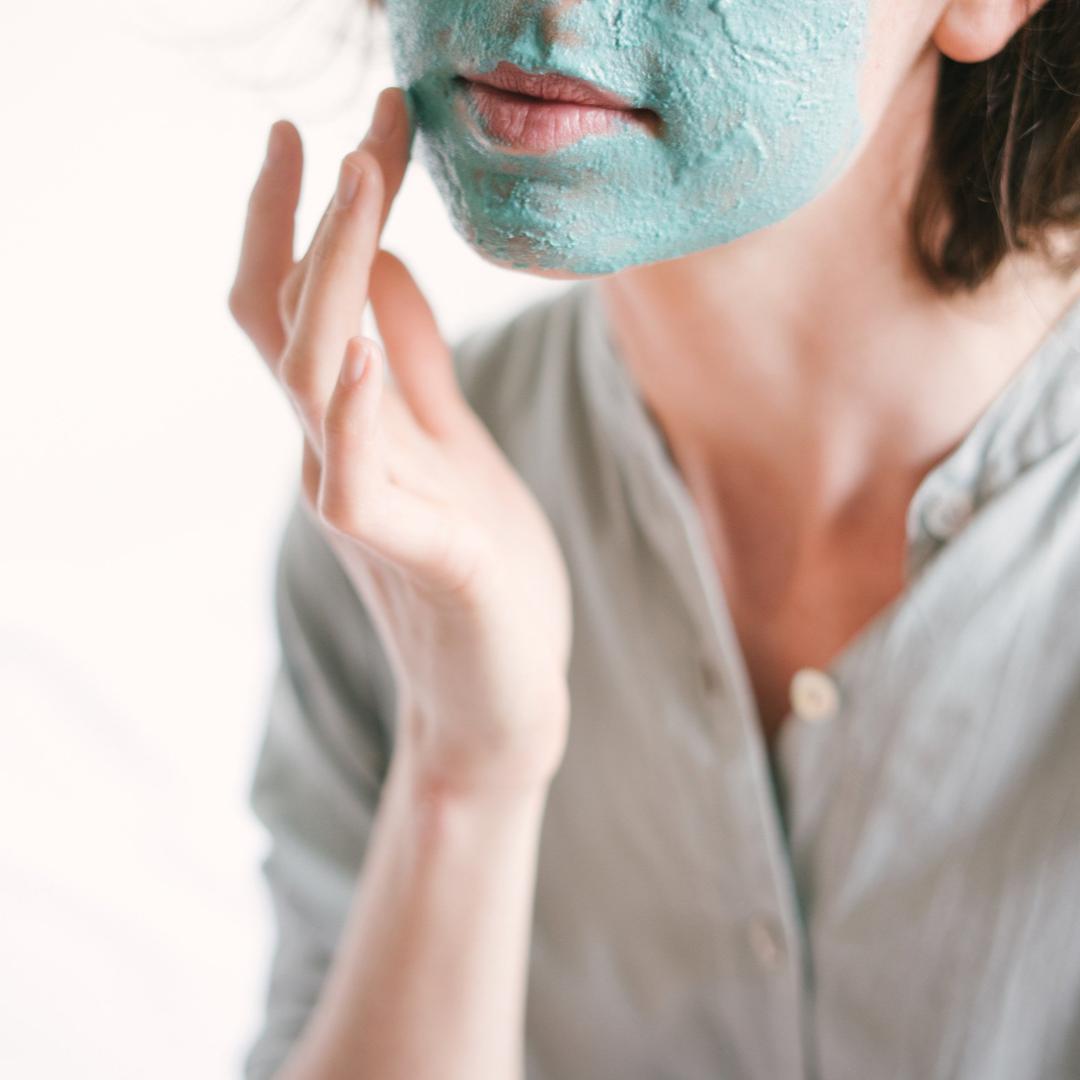 Skincare kožu