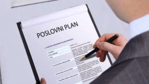 polovnog plana poslovni plan
