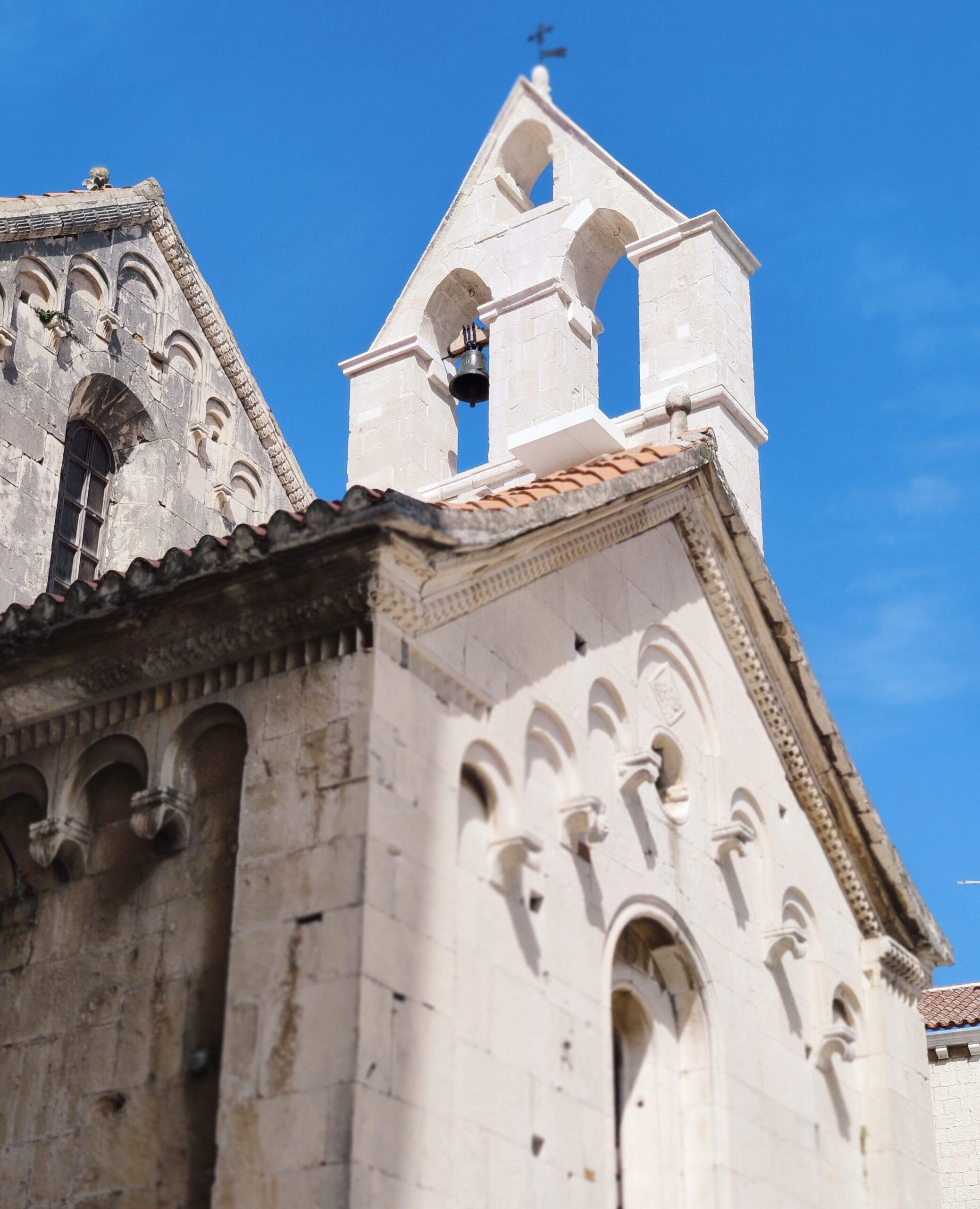 Foto portret grada - Trogir