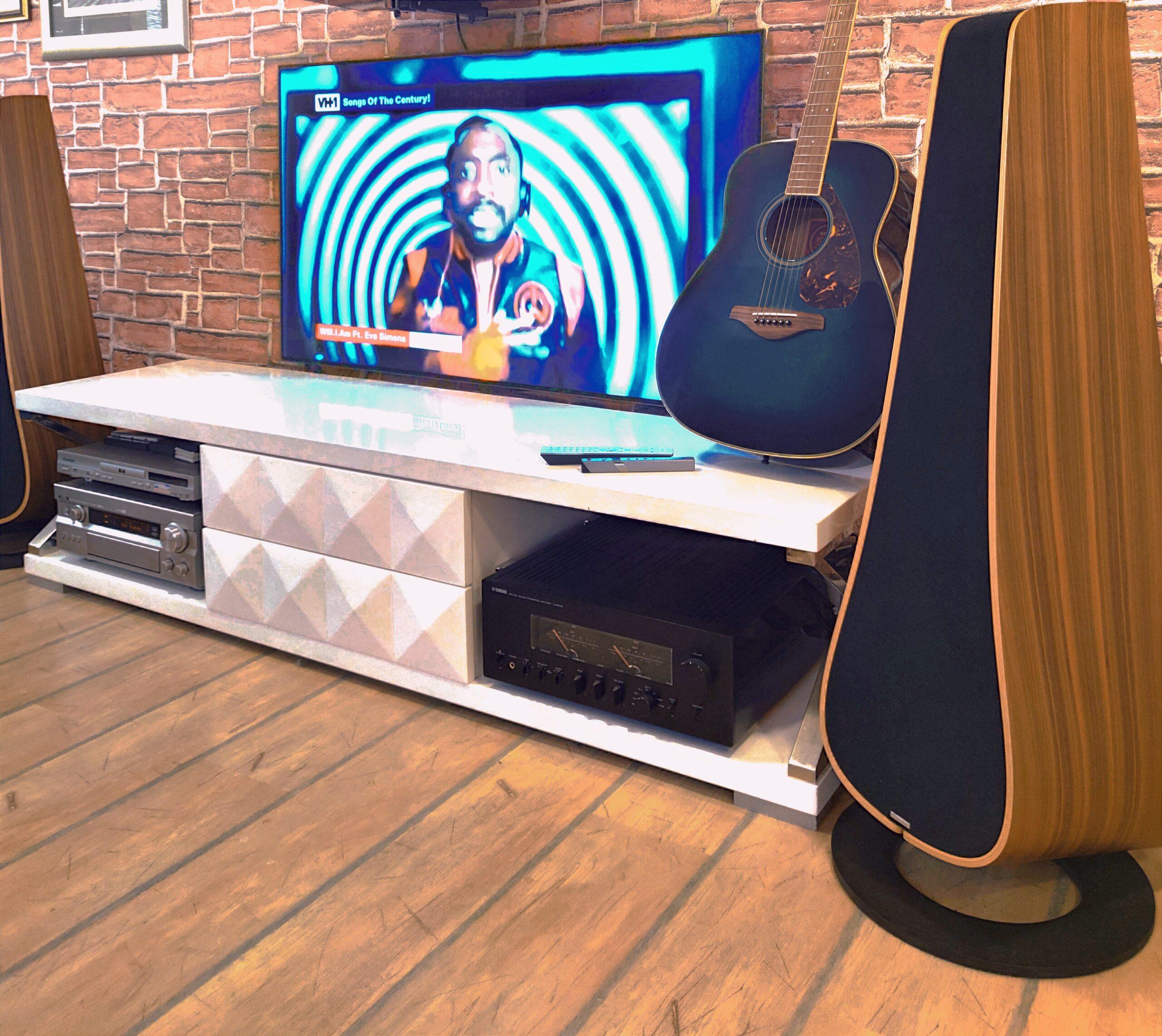 Recenzija - Audio pojačalo Yamaha AS3000