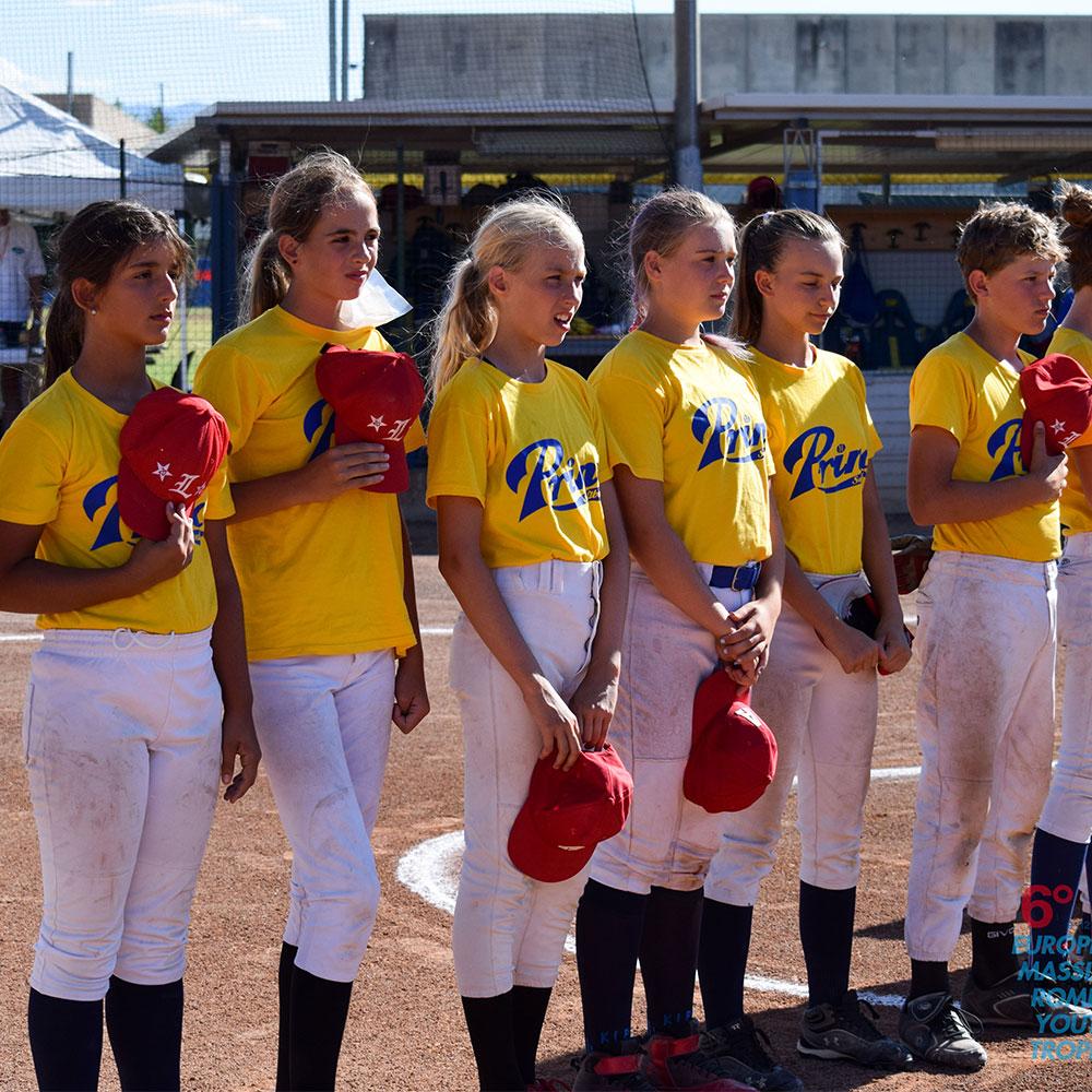 ljetni softball kamp zagreb za djecu