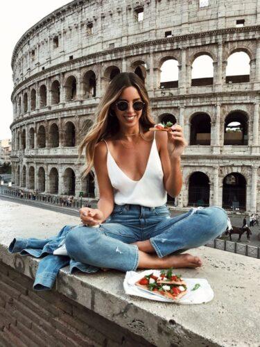 Rim coloseum italija