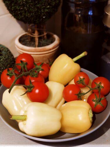 punjene paprike recept