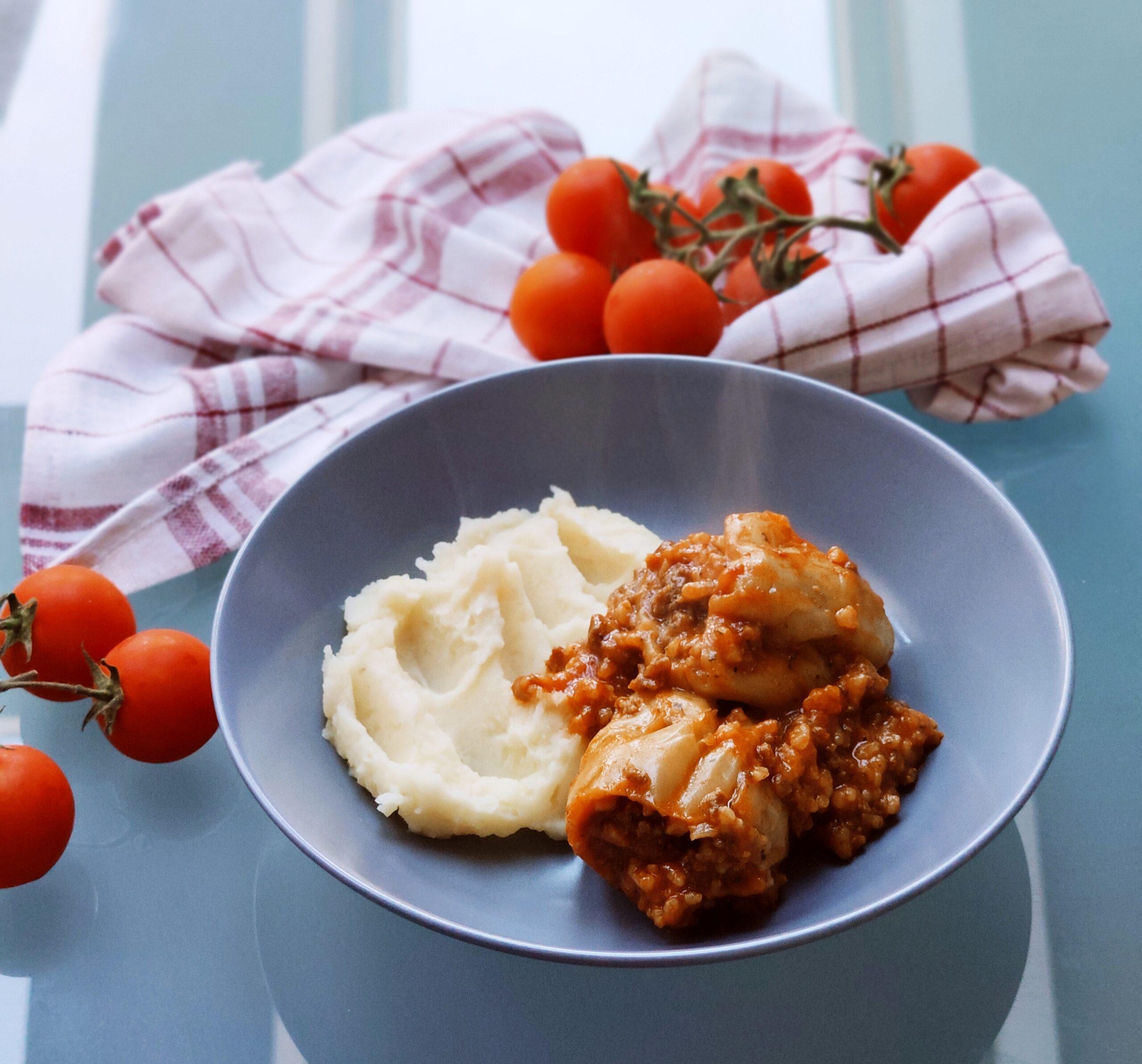 punjena paprika recept