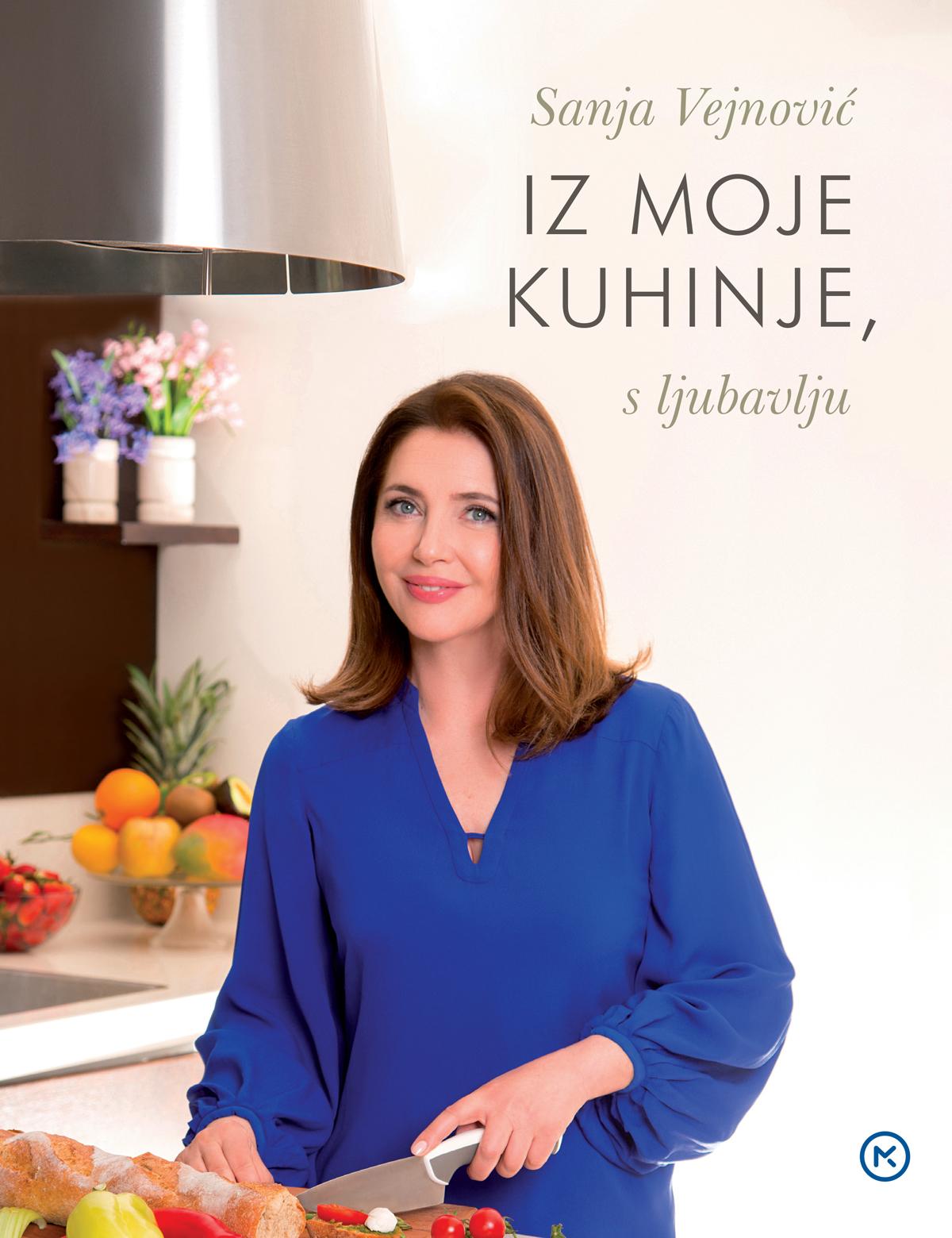 Sanje Vejnović Iz moje kuhinje s ljubavlju
