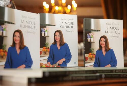 Sanja Vejnović Iz moje kuhinje, s ljubavlju kuharica